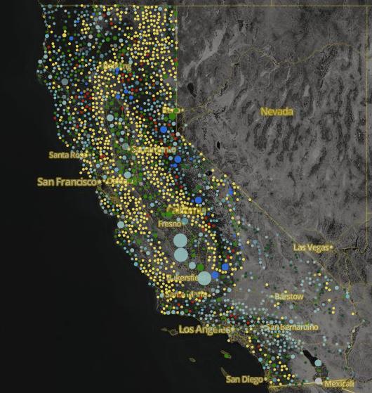 California Water Rights Atlas