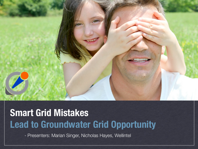 Smart Grid mistakes lead to groundwater grid opportunity