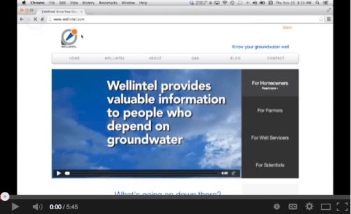 Wellntel Website Demo