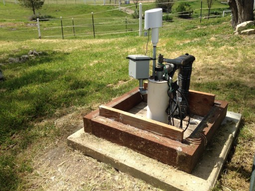 A Wellntel System monitors groundwater in drought-stricken California