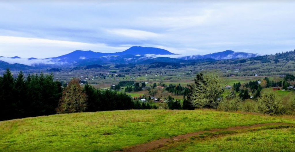 Alpine Oregon