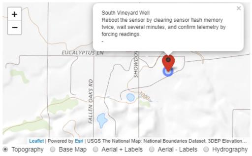 Wellntel Ops Map